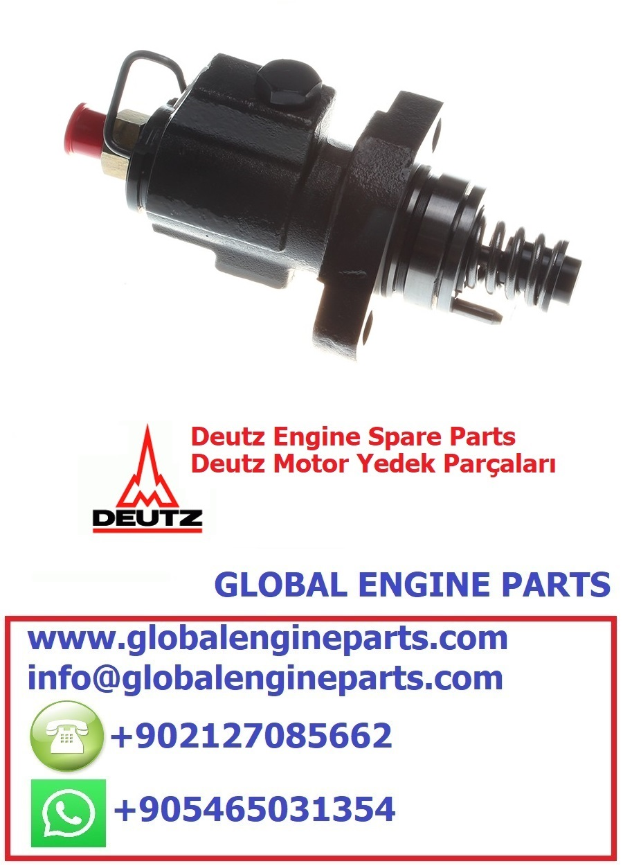 Deutz-Fuel Inject.Pump ( Class A ) 01340370