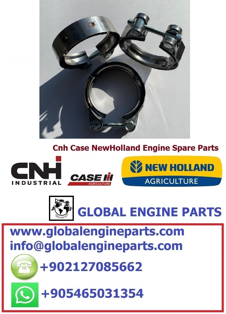 Cnh Case Newholland Turbo Kelepçesi 504031827
