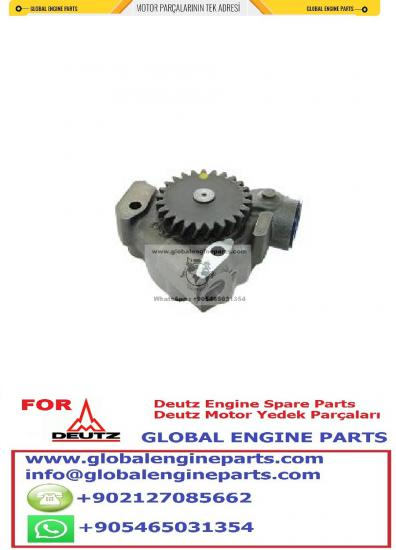 04234145,Deutz Engine Lubrıcat. Oil Pump 04234145