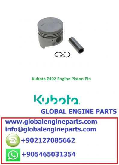 Kubota Z402 Motor Piston Std,Engine Spare Parts,
